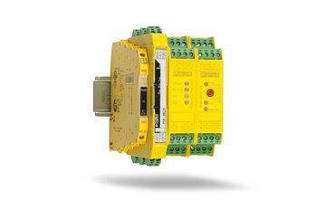 PSRmini and PSRclassic safety relays
