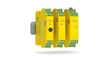 PSRclassic conventional coupling relays for safe switch-off