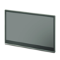 Panel PCs and monitors for hygiene applications