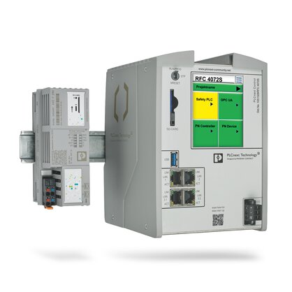 PLCs – For IEC 61131-3 and high-level languages