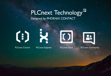 PLCnext Technology состоит из PLCnext Control, PLCnext Engineer, PLCnext Store и PLCnext Community