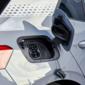 Elektroauto mit CCS-Ladedose