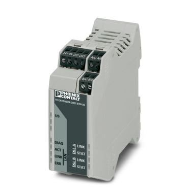 Unmanaged Ethernet extender