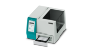 Compact card printer for industry – Flexible marking with thermal transfer printing