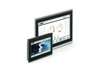 HMIs – touch panels and web panels
