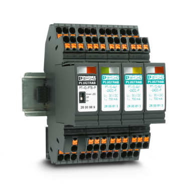 Surge protection for MCR technology - PLUGTRAB PT-IQ