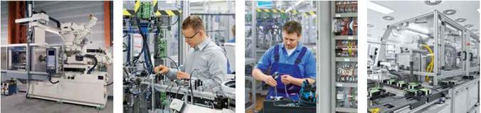 Common Industries