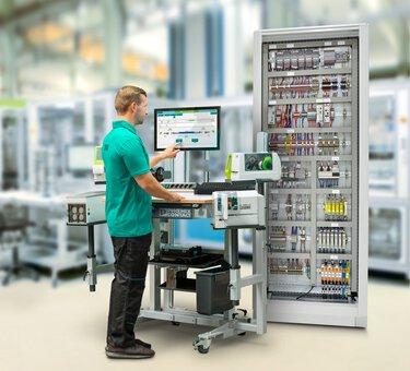 효율적인 전선 준비를 위한 소프트웨어 지원 방식의 clipx WIRE assist 작업자 지원 시스템