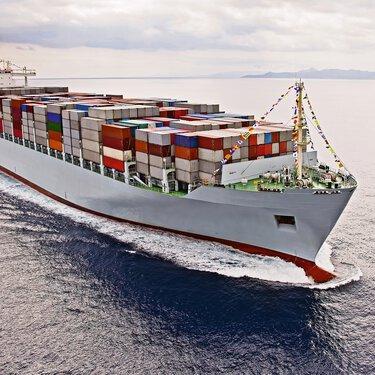 컨테이너 선박의 해상용 TRIO POWER