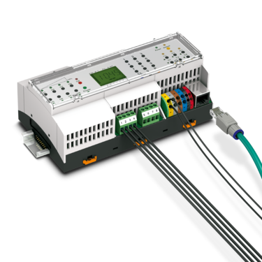 Complete flexibility when selecting the connection for the upper housing part