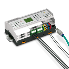 Complete flexibility when selecting the connection
