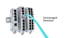1000 and 1100 series Unmanaged Switches