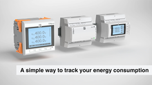 Monitor energy flow with the easy EMpro!