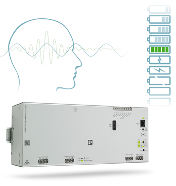 Intelligent AC UPS with IQ Technology