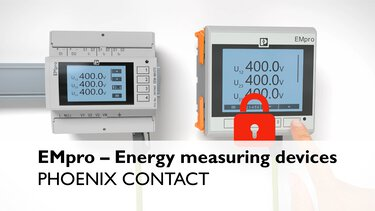 EMpro – energy measuring devices