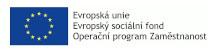 Logo ESF ČR