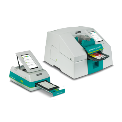 Industrial printers for professional marking