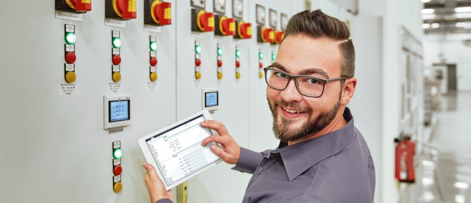 Zarządzenie i skuteczne monitorowanie energii