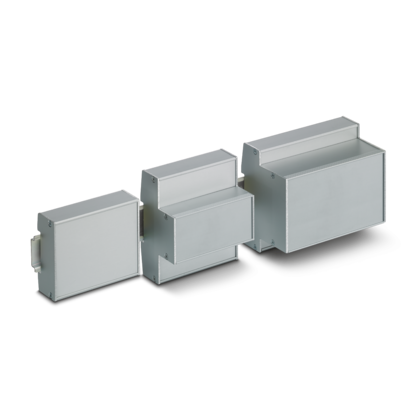 UM-ALU extruded profile housings
