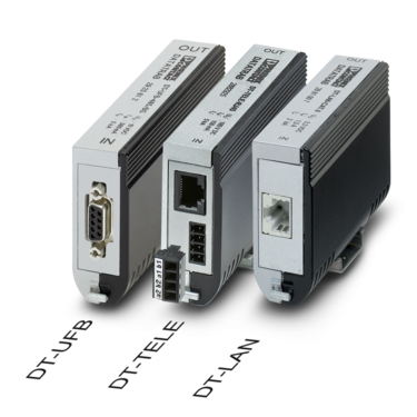 DATATRAB DT from Phoenix Contact: Protection for many IT applications