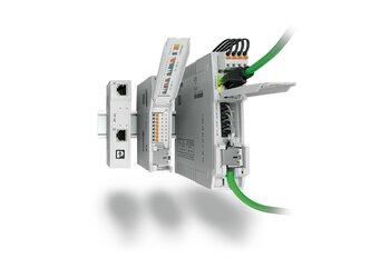Патч-панелі та інжектори Power-over-Ethernet від компанії Phoenix Contact