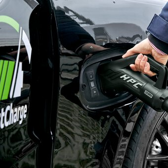 FastCharge: Research project enables ultra-fast charging