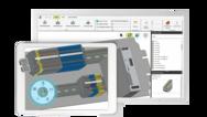 Software de ingeniería – Apoyo de procesos para la fabricación de armarios de control