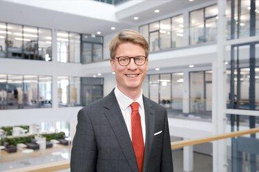 Dr. Frank Possel-Dölken, CDO Phoenix Contact