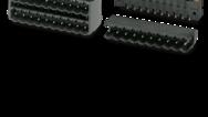 Pas de 5,0/5,08mm (embases pour le soudage par refusion (THR))