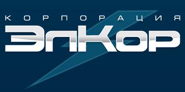 """Корпорація """"ЕлКор"""" логотип"""
