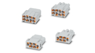 Modular contact inserts for heavy-duty connectors – Easy wiring of high-voltage applications