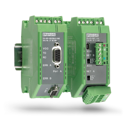 Fieldbus repeaters