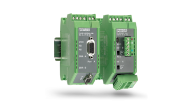 Fieldbus repeaters can be extended through segmentation