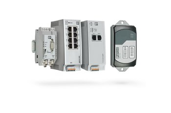 Components for industrial communication