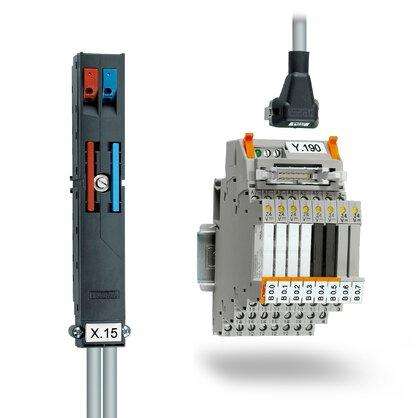 Специальная кабельная разводка для контроллеров