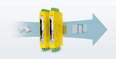 PSRmotion zero-speed safety relays