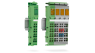 Inline I/O system – I/O modules for building automation