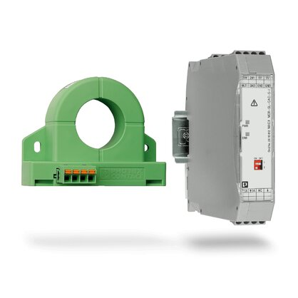 AC current transducers and AC/DC current transducers