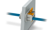 Außen Push-Lock, innen Push-in-Anschluss