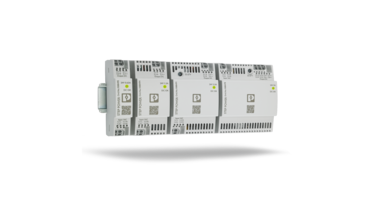 STEP POWER power supply for building automation