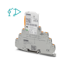 Surge protective device for signals with common reference potential