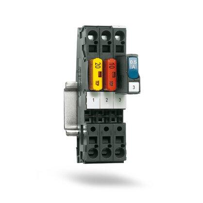 TCP thermal circuit breakers