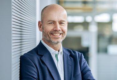 Dr Rüdiger Meyer, expert en systèmes d'accumulateurs d'énergie chez Phoenix Contact