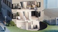 Protección contra sobretensiones para edificios industriales