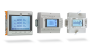 Energy measuring devices and energy meters