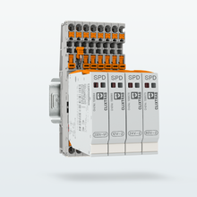 CLIXTRAB product family – available from 12 V to 230 V nominal voltage