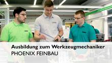 Ausbildung zum Werkzeugmechaniker