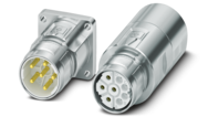 Conectores de encaixe circulares da série M17-M40PRO – Dois novos formatos M23