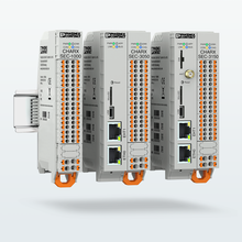 Charging controllers in the Charx control modular family