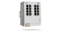 Switches gestionados aptos para tiempo real - Permiten el Time Sensitive Networking